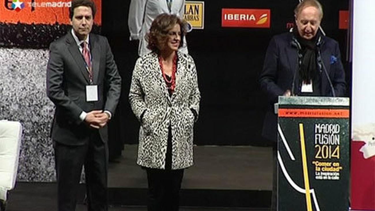 Arranca la XII edición  de MadridFusión en la capital