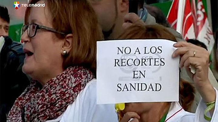 Cataluña y Andalucía, las que más recortan el gasto sanitario