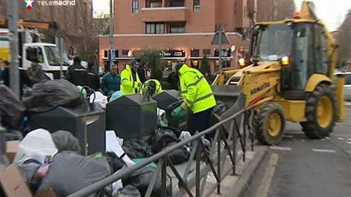 La Justicia falla que limpiar Alcorcón a través de la empresa Tragsa fue legal