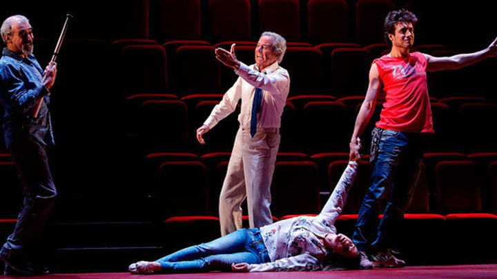 'Ensayando a Don Juan' en los Teatros del Canal con Arturo Fernández