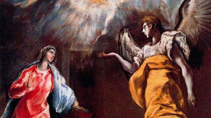 Una 'Anunciación' de El Greco, subastada en Nueva York por 5,88 millones de dólares