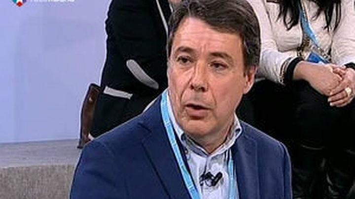 González reprocha a la izquierda que se manifieste cuando pierde en las urnas