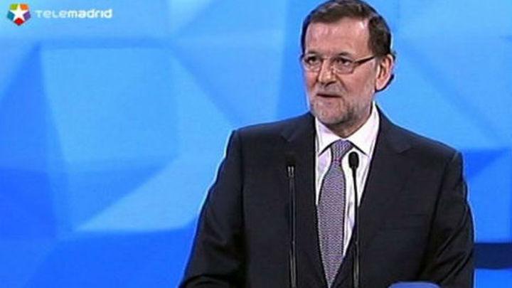 """Rajoy fustiga a Rubalcaba: """"O te callas o admites el mérito de la gente"""""""