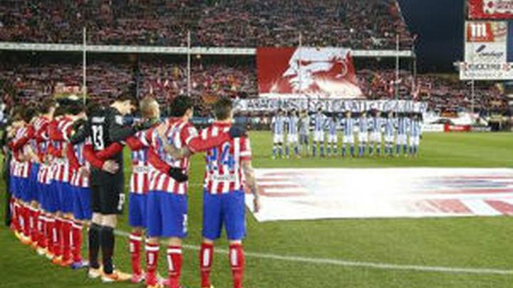 El Calderón da su último adiós a Luis Aragonés