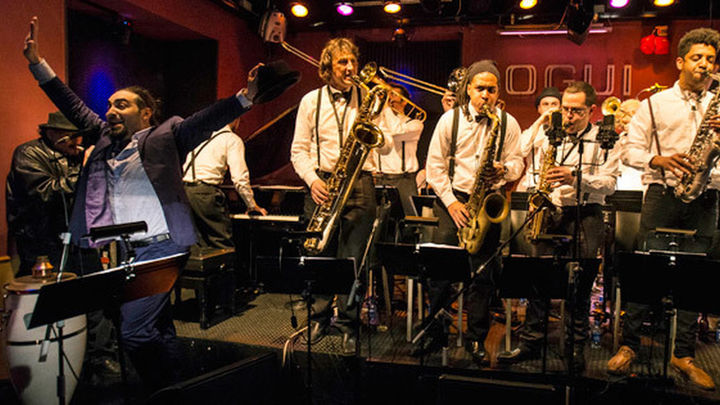 Homenaje a la música cubana en Bogui Jazz