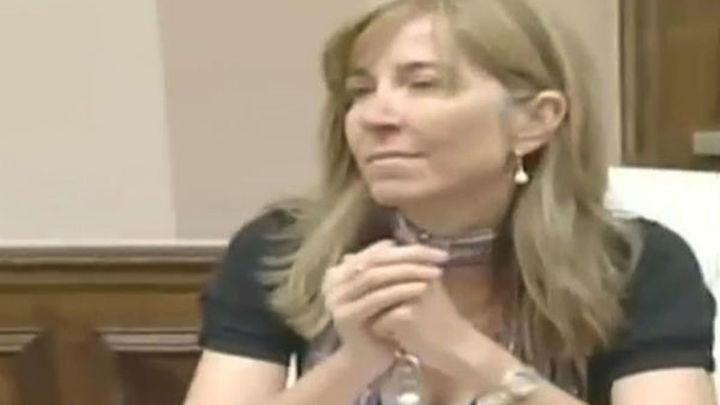 La jueza que no ve delito en el 'escache' a Santamaría denunció el 'acoso' a Aido