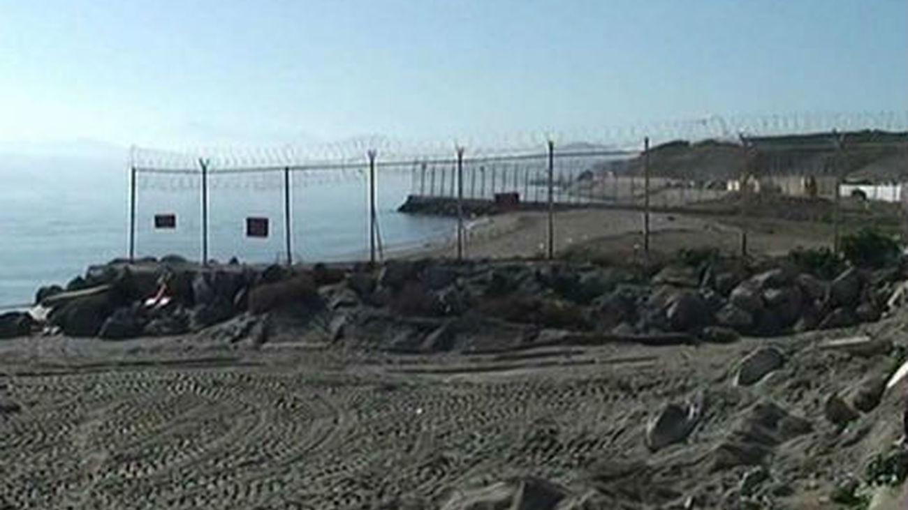Vallas de Ceuta