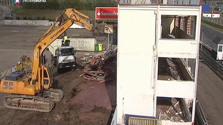 El RACE inicia las obras de remodelación y modernización del Circuito del Jarama