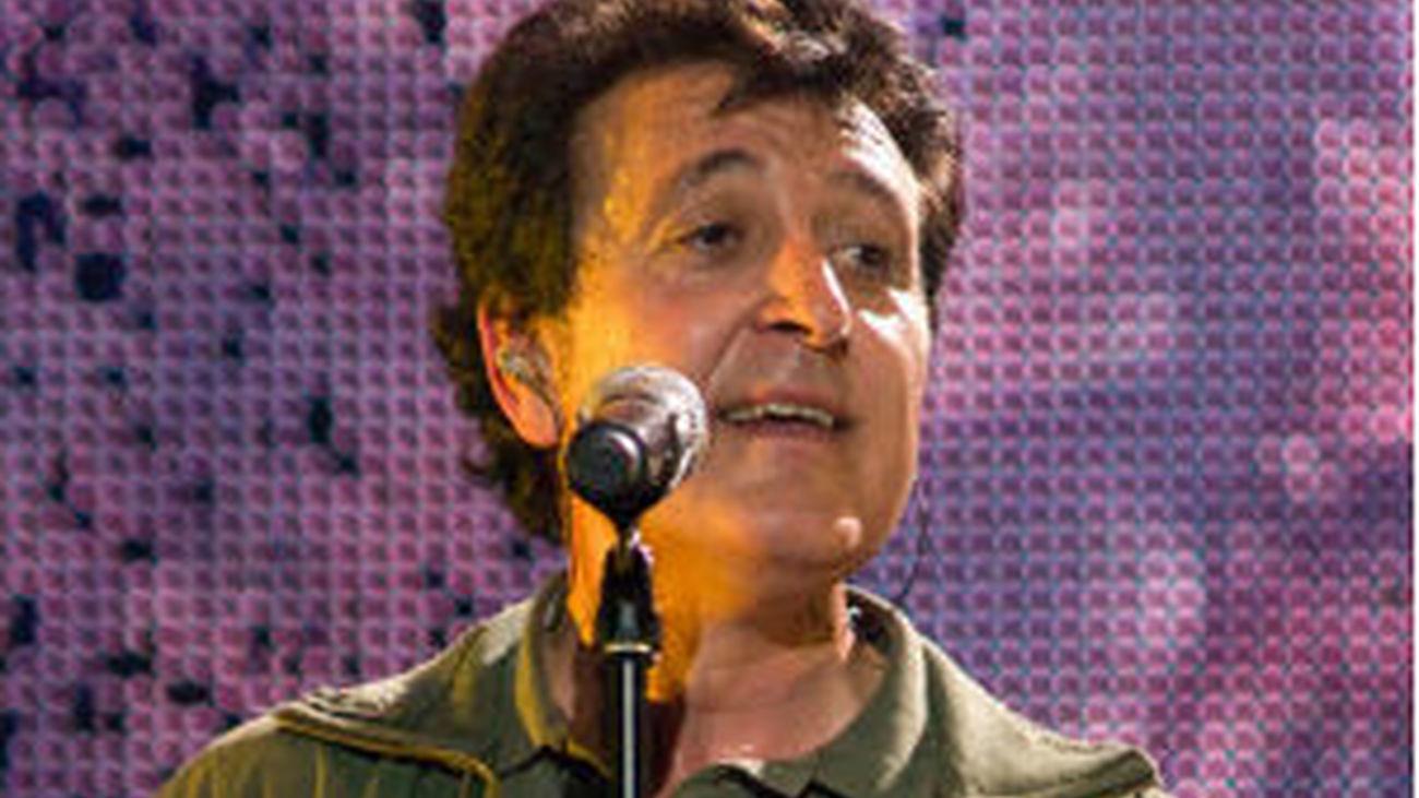 Manolo García, en concierto