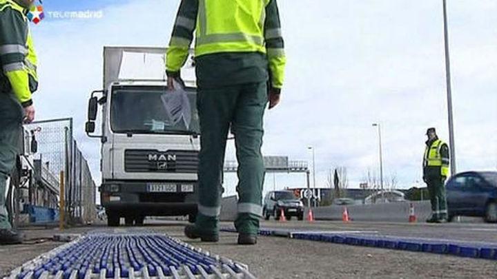 Tráfico intensifica la vigilancia sobre camiones y furgonetas
