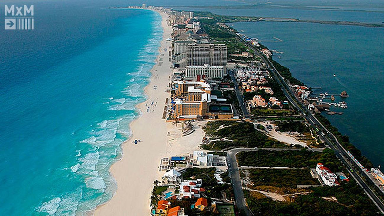 Madrileños por el mundo: Cancún