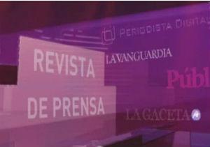 Entradilla Revista de Prensa Diario de la Noche