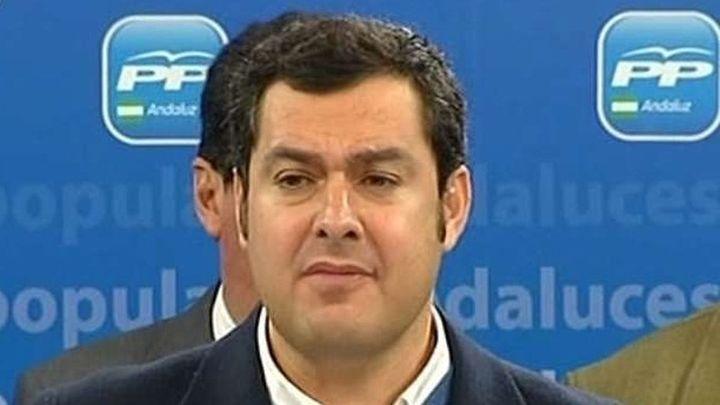 Moreno formaliza su candidatura para liderar PP andaluz con unos 9.000 avales
