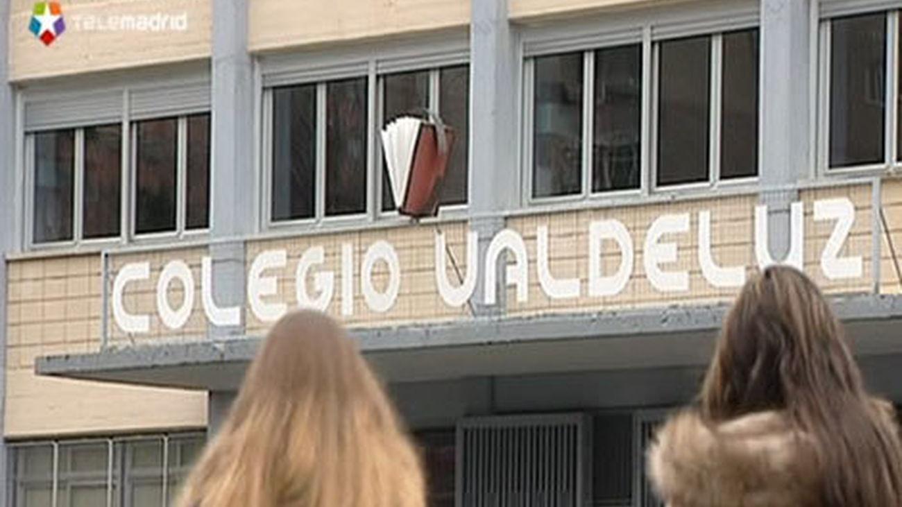 Ocho ex alumnas declaran ante el juez por abusos en el colegio Valdeluz