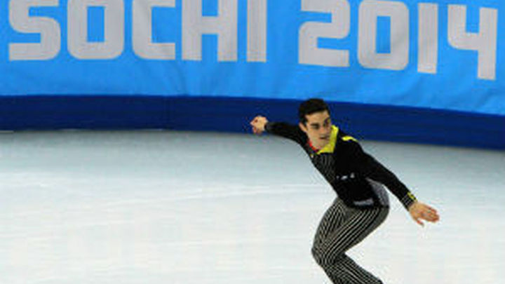 Sochi: Javi Fernández rozó medalla; Eguibar, diploma y Laura Orgué top 10
