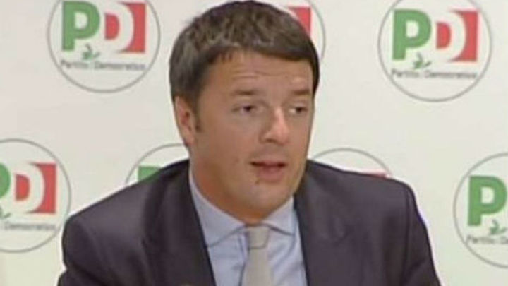 El Partido Demócrata propone oficialmente a Renzi como presidente del Gobierno