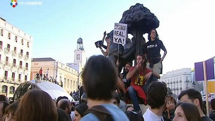 """González: """"Cifuentes coincide en la necesidad de limitar las protestas en Sol"""""""