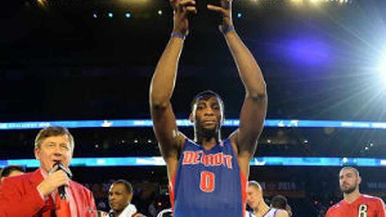 Andre Drummond, Pistons