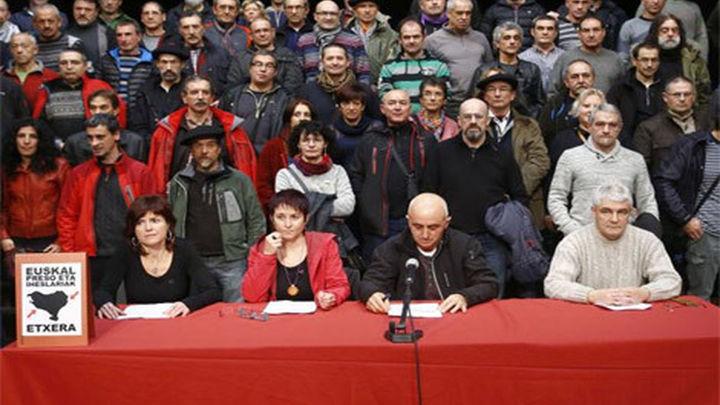 Presos de ETA pedirán su acercamiento a la cárcel de Zaballa