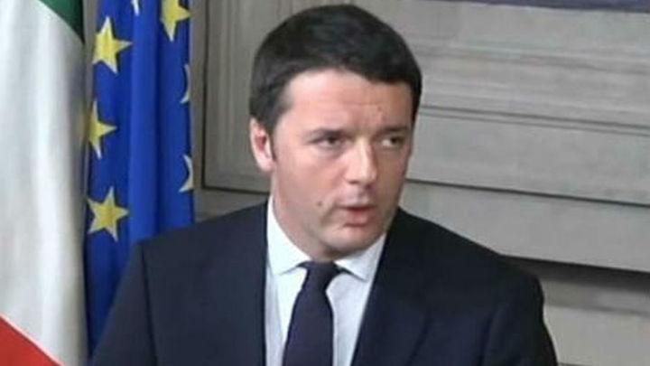 Renzi critica la austeridad y cree que Italia puede ser líder de Europa