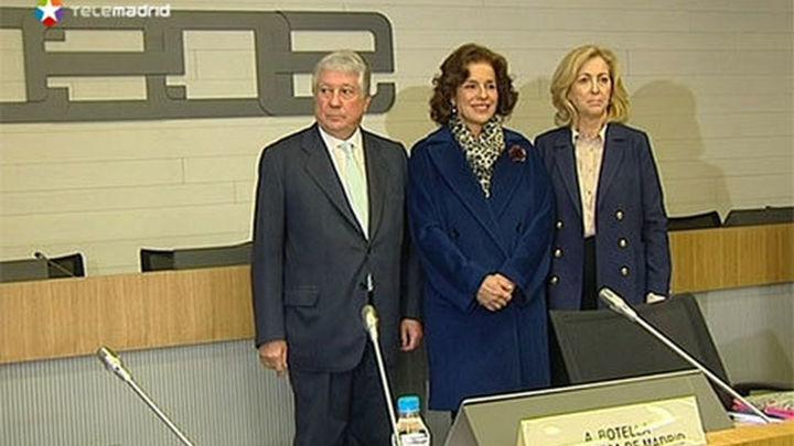 Arturo Fernández pide a Botella quitar la tasa de basuras y bonificar el IBI