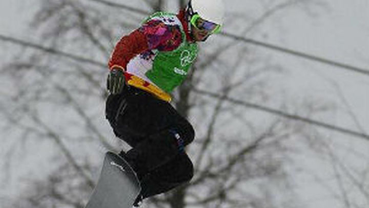 Sochi: Lucas Eguibar, 7º en 'boardercross'