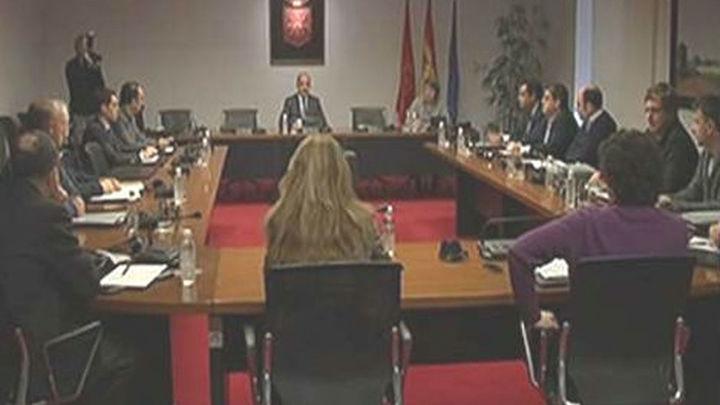 Barcina comparecerá en la comisión de investigación sobre la Hacienda foral