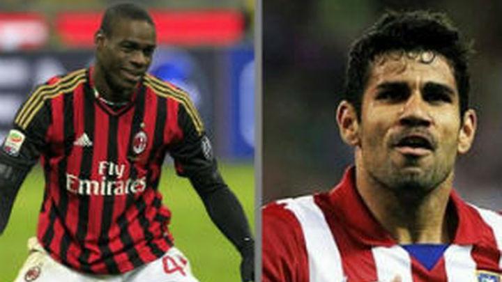 San Siro, la historia del Milan y Balotelli retan al Atlético
