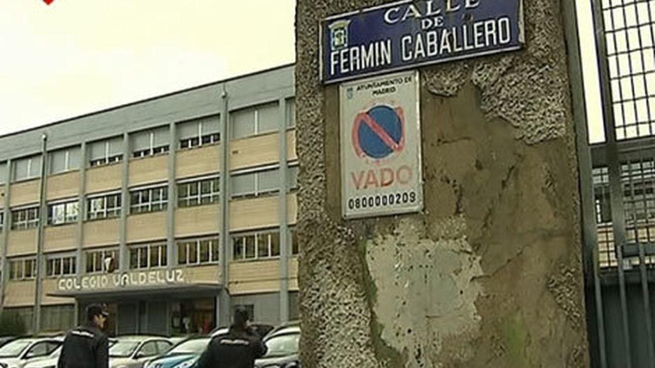 La denuncia al profesor del Valdeluz se produjo por indicación de Educación