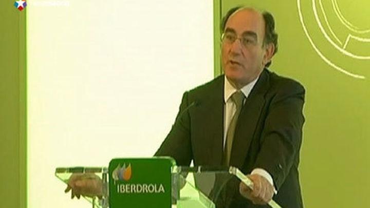 Iberdrola no invertirá en renovables en España hasta 2016