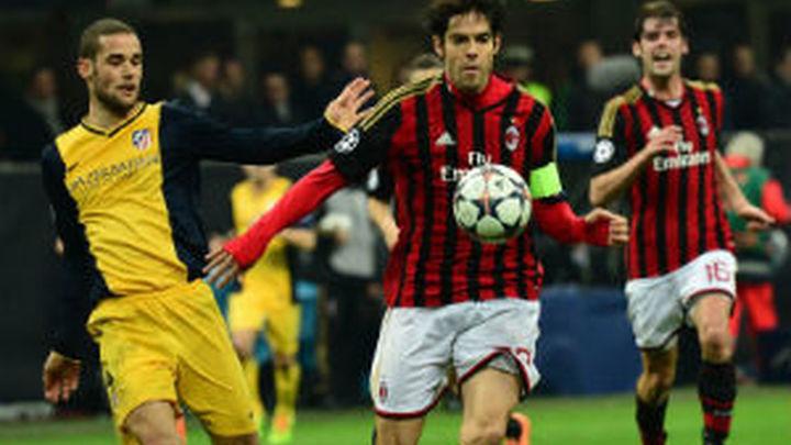 0-1. Diego Costa acerca al Atlético a cuartos