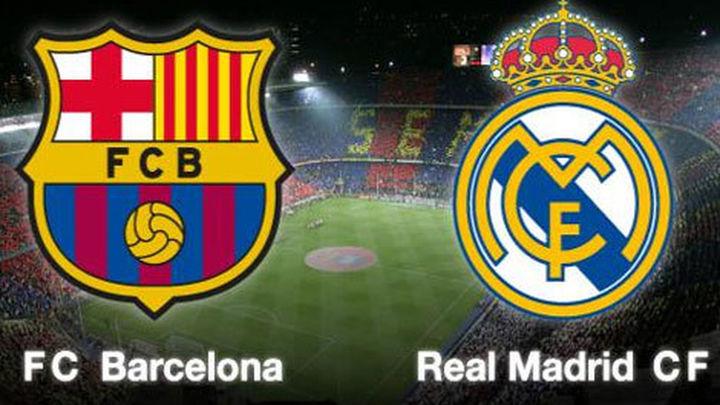 El Barça aspira a confirmarse como el 'rey' y el Madrid, acercarse a la veintena