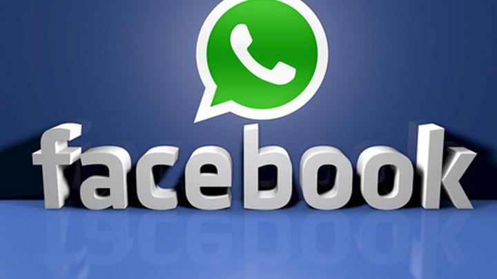 Bruselas multa con 110 millones a  Facebook por mentir en la compra de WhatsApp