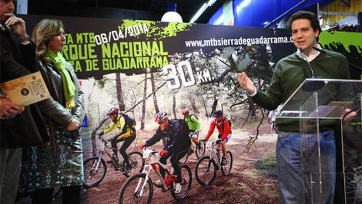 El Parque de la Sierra de Guadarrama acogerá en abril una prueba de bicicleta de montaña