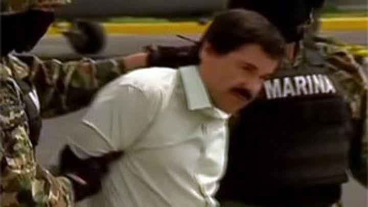 Cae 'El Chapo' Guzmán, principal objetivo de México y EEUU