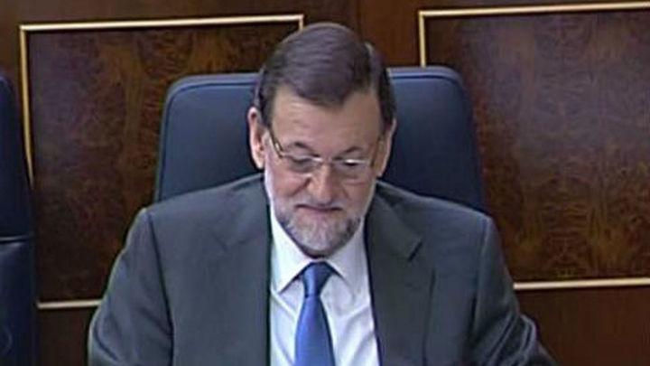Rajoy niega corrupción en Navarra y se compromete con UPN a defenderla