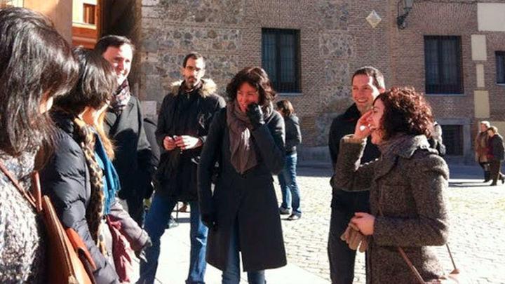 Madrid, desde sus orígenes a la época de El Greco