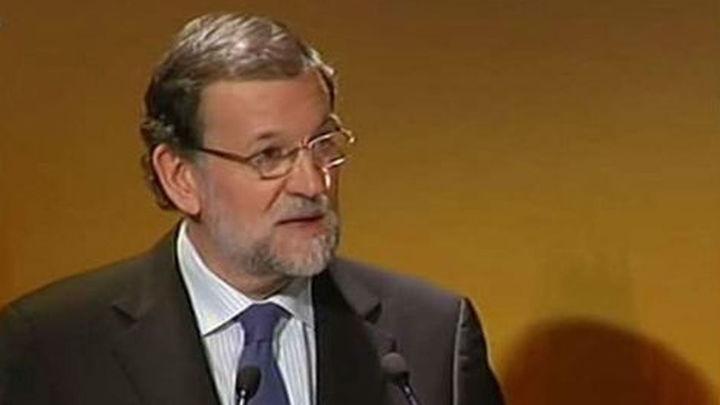 Rajoy apela a rechazar en las elecciones europeas a quienes buscan dividir en la UE