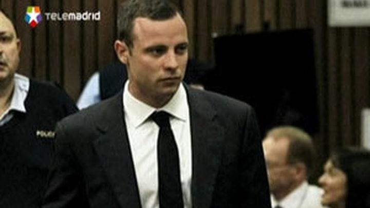 Pistorius se desmorona ante el testimonio del forense