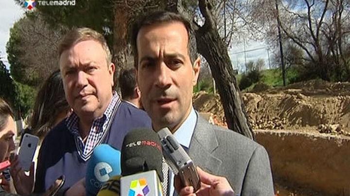 La Comunidad invierte en la mejora de avenida de la Libertad de Getafe