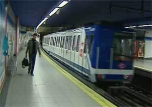 Anden de Metro