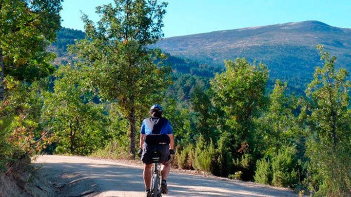 Rutas en bici por el Parque Nacional de Guadarrama