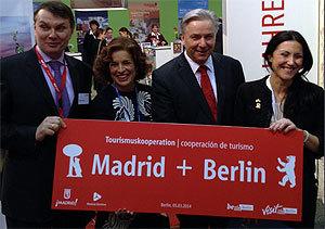 Ana Botella en Berlín
