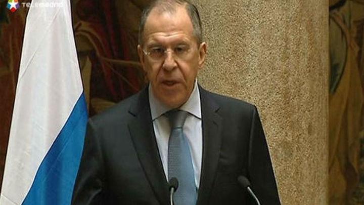 Lavrov afirma que el embargo de armas a Irán ya no es necesario