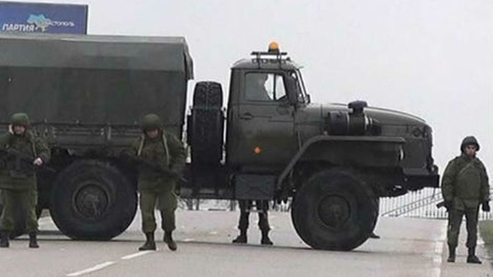 Rusia dice que seguirán los esfuerzos diplomáticos para un arreglo en Ucrania