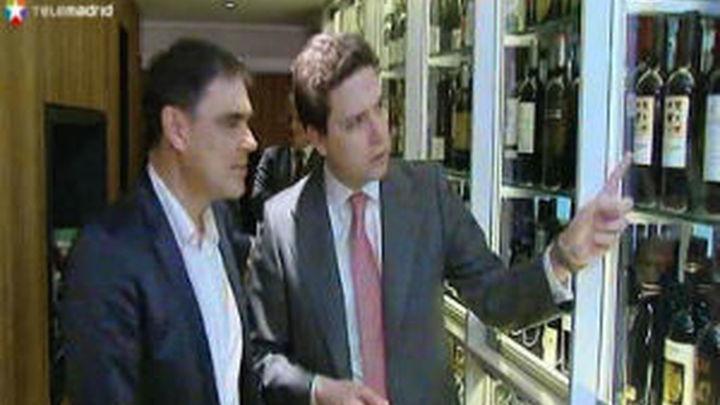 Sarasola presenta la XII edición del concurso internacional de vinos