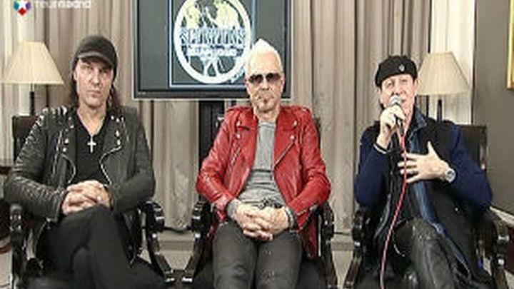Scorpions se despiden de Madrid con dos conciertos en Vistalegre
