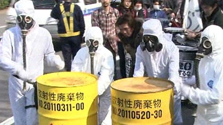 Detectan radiactividad de Fukushima en atún de la costa estadounidense