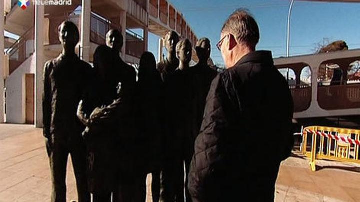 11M: Los recuerdos suben al tren en Alcalá de Henares 10 años después