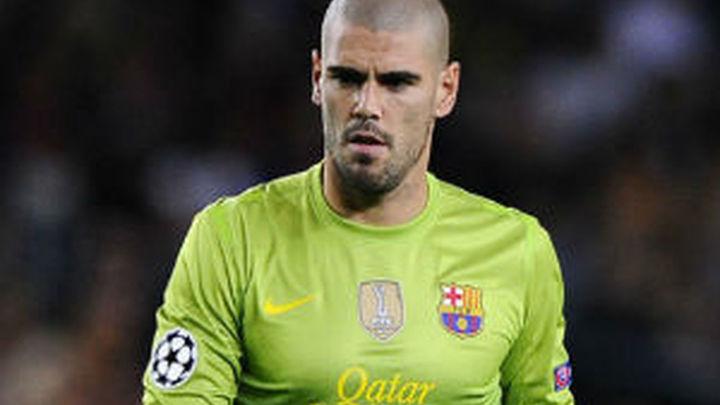 El Mónaco descarta a Valdés, que se queda sin equipo
